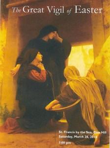 16-03-26 Easter Vigil