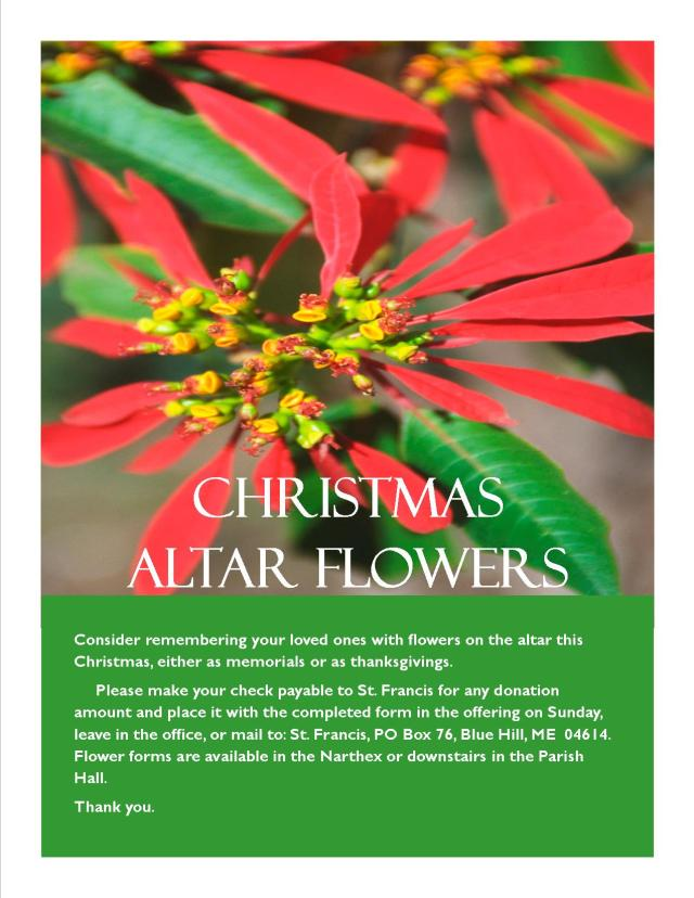 christmas-altar-flower-posters